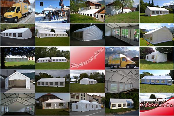 location chapiteau de reception pour mariage et évenement en Suisse